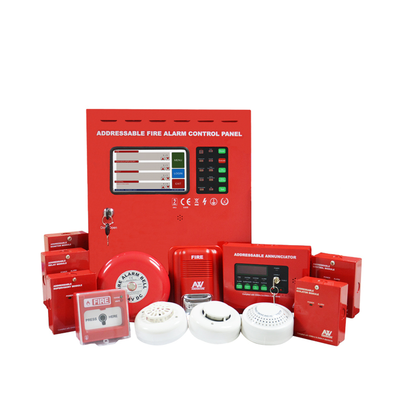 Ul Listed Fire Alarm System Supplier Company  Price Bangladesh  Service Provider Bd  Smoke