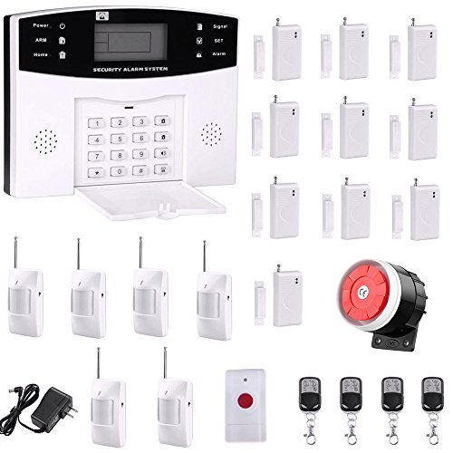 GSM Burglar Alarm System Supplier Company Price Bangladesh