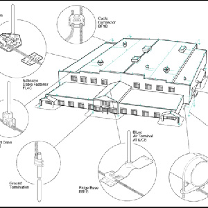 thunder earthing lightning protection system price supplier Fire Alarm System Diagram lightning protection system design drawing in bd