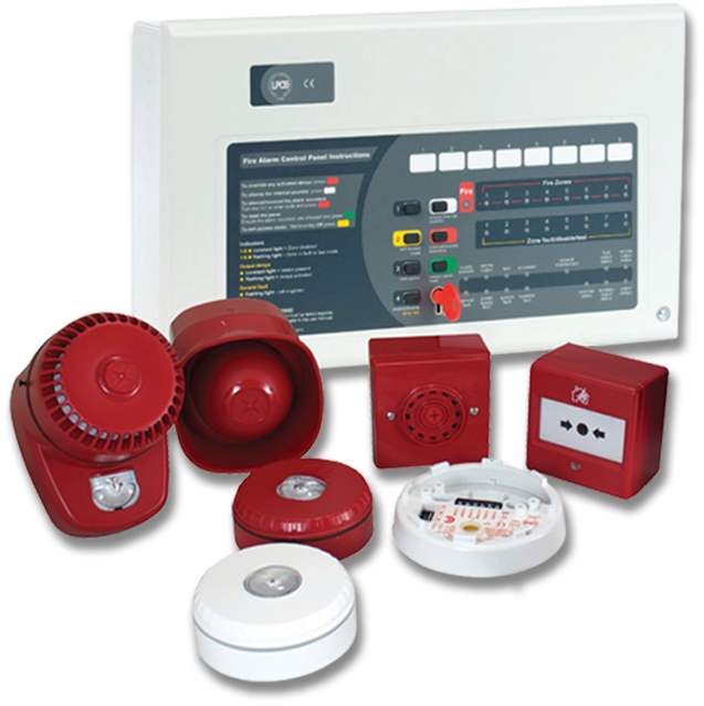 Smoke Detector Wiring Diagram: UL Listed Addressable Fire Alarm System Supplier Company