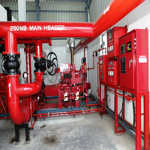 Fire Sprinkler & Hydrant System Supplier Company, Price